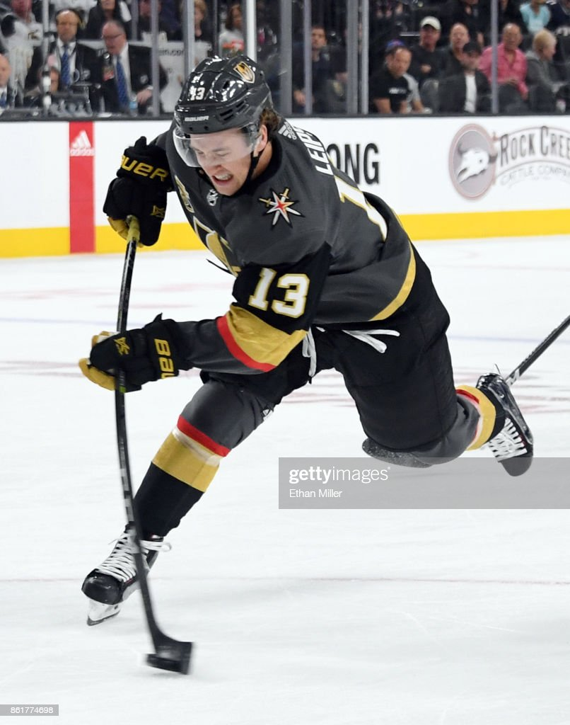 Boston Bruins v Vegas Golden Knights