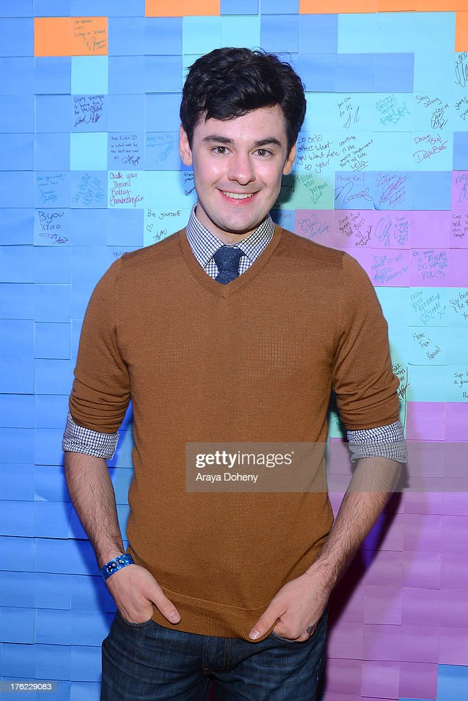 Brendan Robinson attends Teen Choice Awards After 'Party' For A Cause Hosted by Boys & Girls Clubs of America and Staples at Saddle Ranch on August 11, 2013 in Universal City, California.