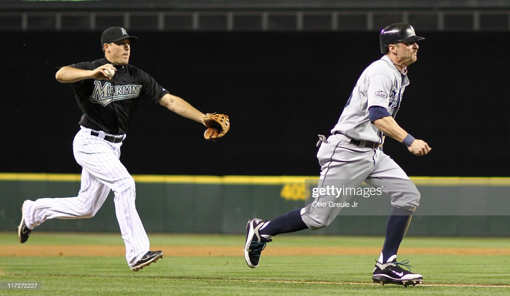 Seattle Mariners v Florida Marlins