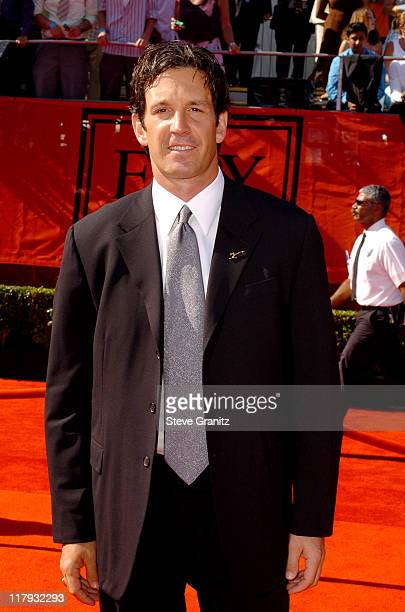 Brendan Shanahan during 2005 ESPY Awards Arrivals at Kodak Theatre in Hollywood California United States