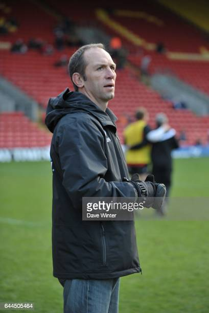 Brendan VENTER Saracens / Racing Metro 92 H Cup 3e journee Groupe 2 Vicarage Road Watford Photo Dave Winter / Icon Sport