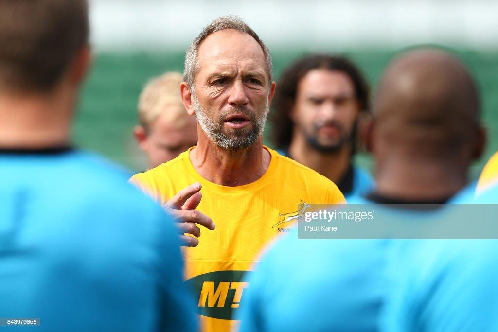 South Africa Captain's Run