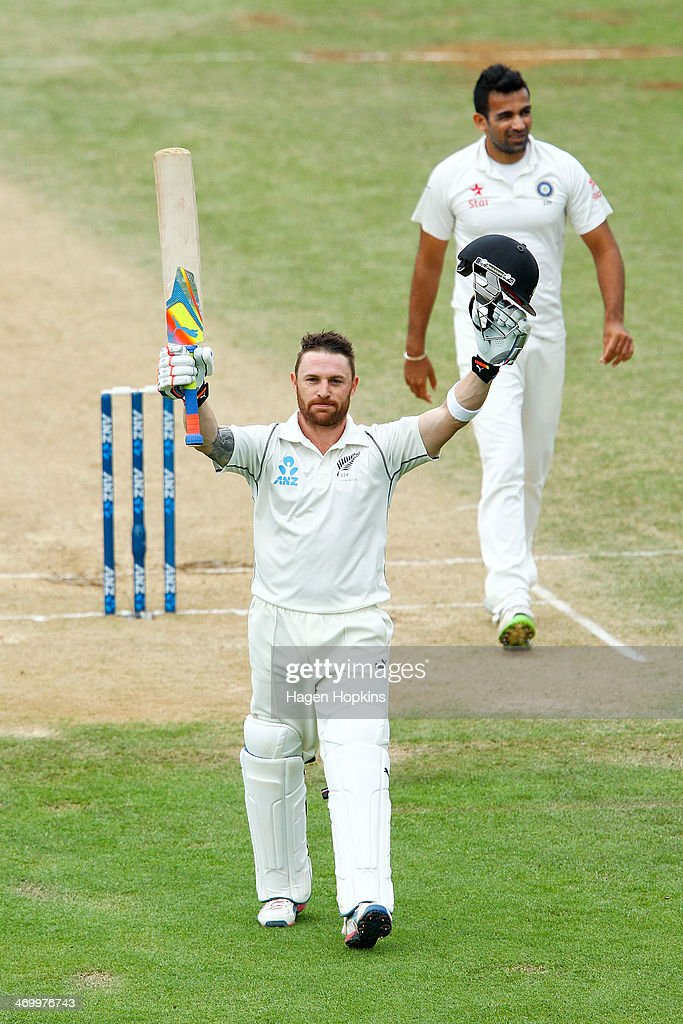 New Zealand v India - 2nd Test: Day 5