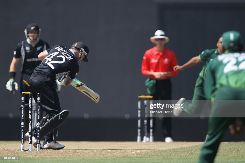 New Zealand v Pakistan: Group A - 2011 ICC World Cup