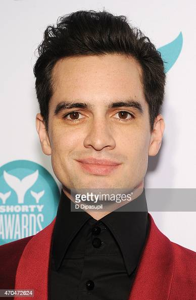 Brendon Urie attends The 7th Annual Shorty Awards on April 20 2015 in New York City