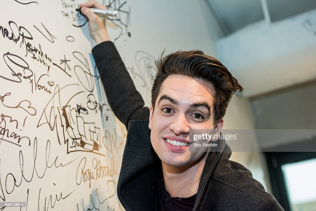 aol build speaker series brendon urie quotdeath of a