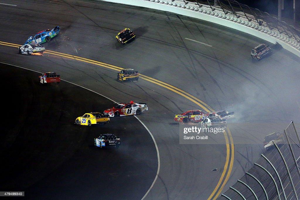 NASCAR XFINITY Series Subway Firecracker 250 Powered By Coca-Cola