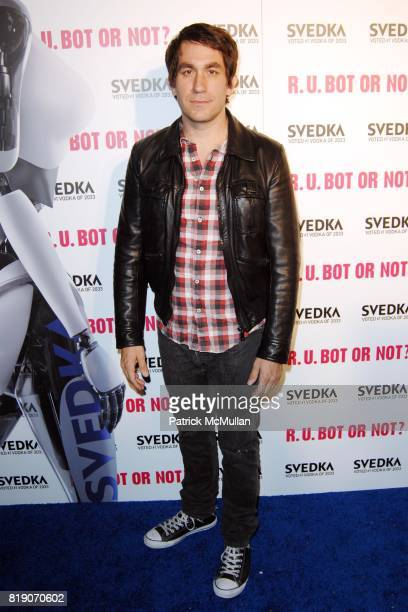Brent Bolthouse attends KIM KARDASHIAN vs KOURTNEY KARDASHIAN at SVEDKA VODKA'S 'RU BOT OR NOT' BATTLE OF THE BOTS at Wonderland on May 22 2010 in...