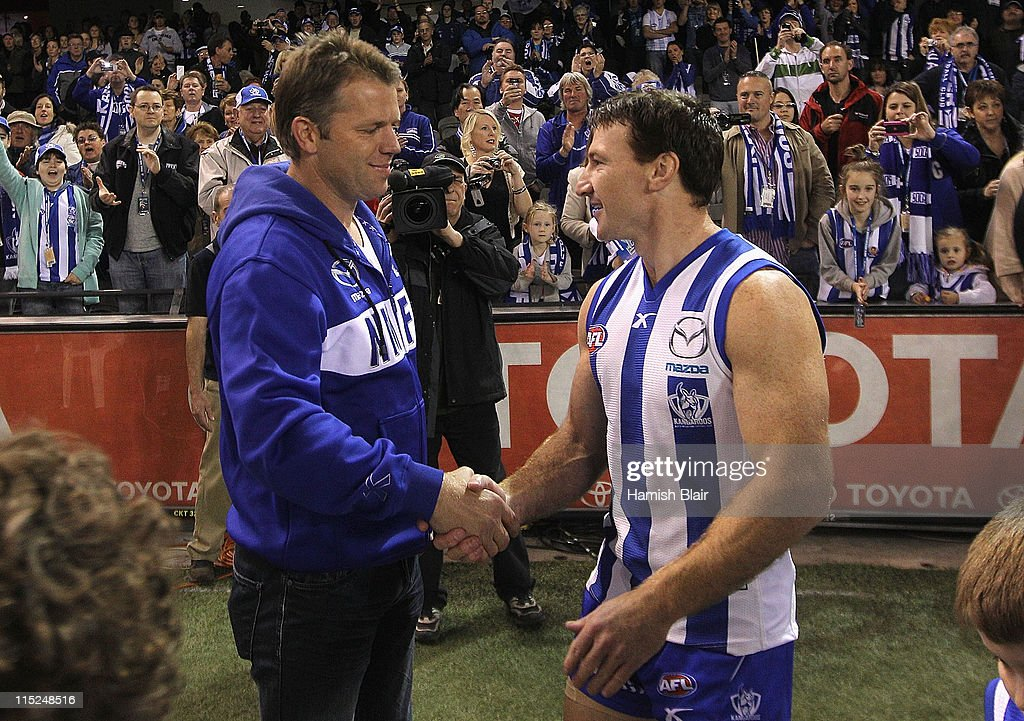 AFL Rd 11 - North Melbourne v Adelaide