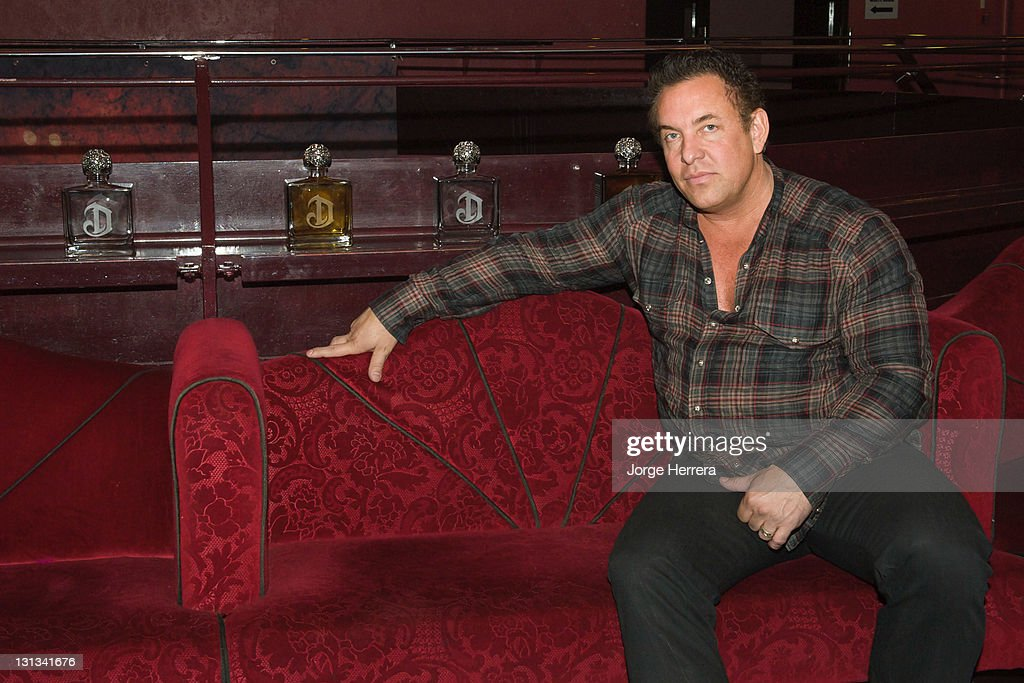 Brent Hocking, CEO DeLeon Tequila attends the Exclusive World Premiere Of AC/DC 'Live At River Plate' Presented By DeLeon Tequila at the HMV Apolo on May 6, 2011 in London, England.