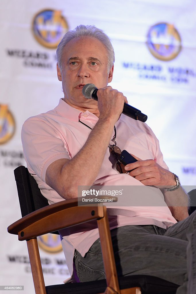 Brent Spiner attends Wizard World Chicago Comic Con 2014 at Donald E. Stephens Convention Center on August 23, 2014 in Chicago, Illinois.