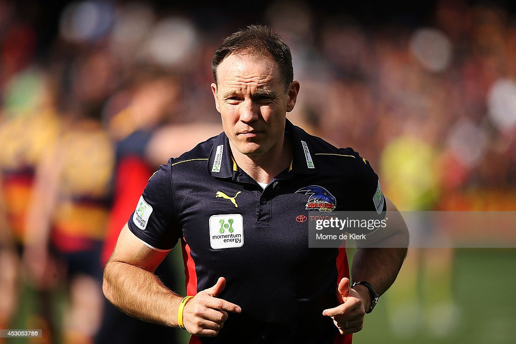 AFL Rd 19 - Adelaide v West Coast