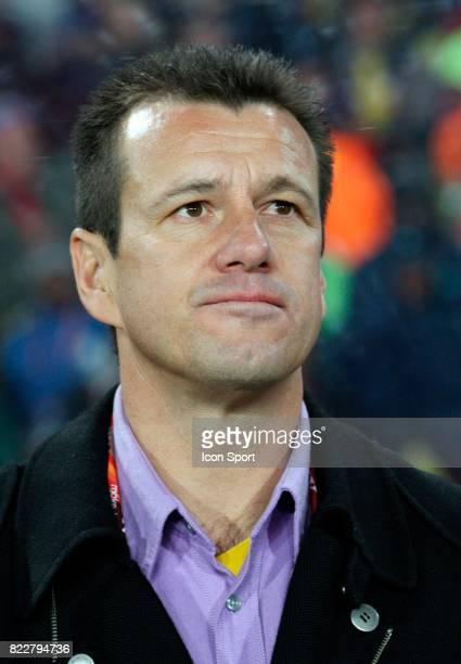 DUNGA Bresil / Chili 8eme de Finale coupe du monde 2010 Afrique du Sud