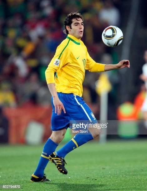 KAKA Bresil / Chili 8eme de Finale coupe du monde 2010 Afrique du Sud