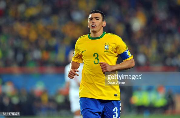 Lucio pictures getty images - Final coupe du monde 2010 match complet ...