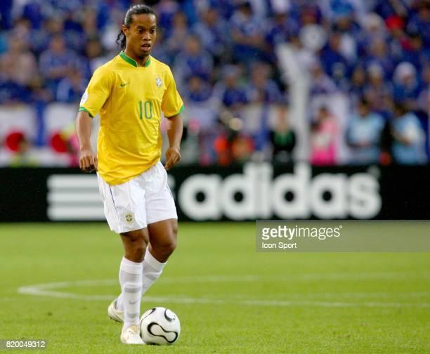 RONALDINHO Bresil / Japon Coupe du Monde 2006