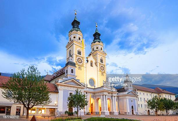 Brixen (Bressanone) in South-Tirol (Italy)