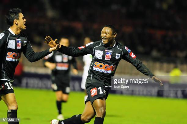 O EFOULOU Brest / Angers 23eme journee de Ligue 2