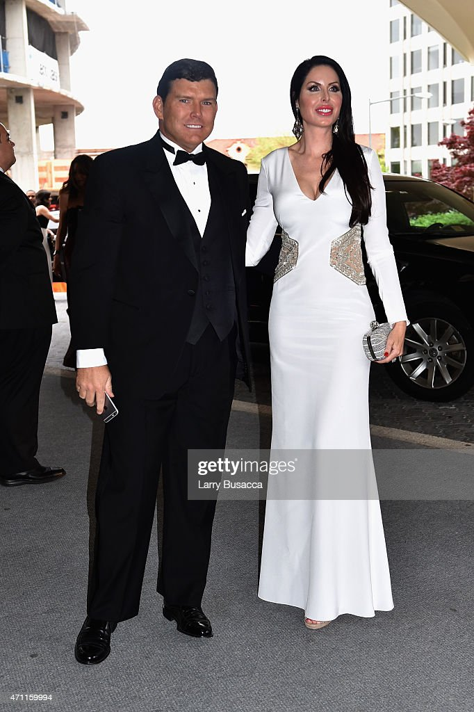 Bret Baier and Amy Baier attend the 101st Annual White House Correspondents' Association Dinner at the Washington Hilton on April 25, 2015 in Washington, DC.