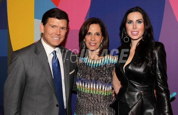 Bret Baier Beth Dozoretz and...