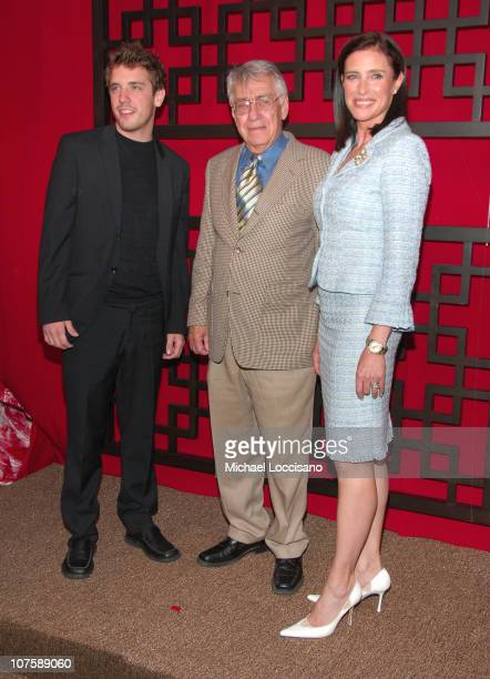 Bret Harrison Philip Baker Hall and Mimi Rogers