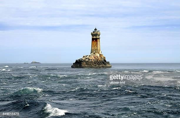 Bretagne Département Finistère Phare de la Vieille am Pointe du Raz