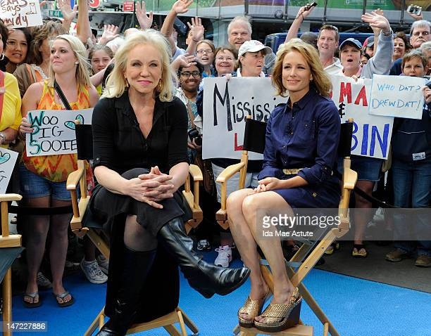 AMERICA Brett Butler and Shawnee Smith talk about their new show 'Anger Management' on GOOD MORNING AMERICA 6/26/12 airing on the ABC Television...