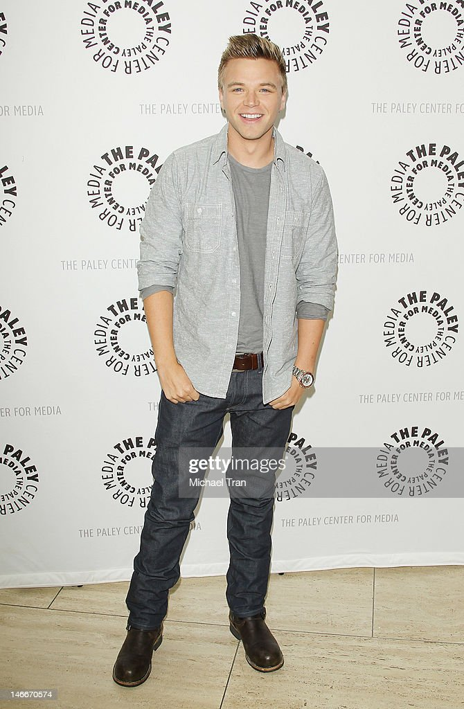 Brett Davern arrives at season 2 premiere screening of MTV's comedy series 'Awkward' held at The Paley Center for Media on June 21, 2012 in Beverly Hills, California.