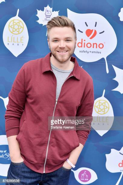 Brett Davern attends Diono Presents Inaugural A Day of Thanks and Giving Event at The Beverly Hilton Hotel on November 19 2017 in Beverly Hills...