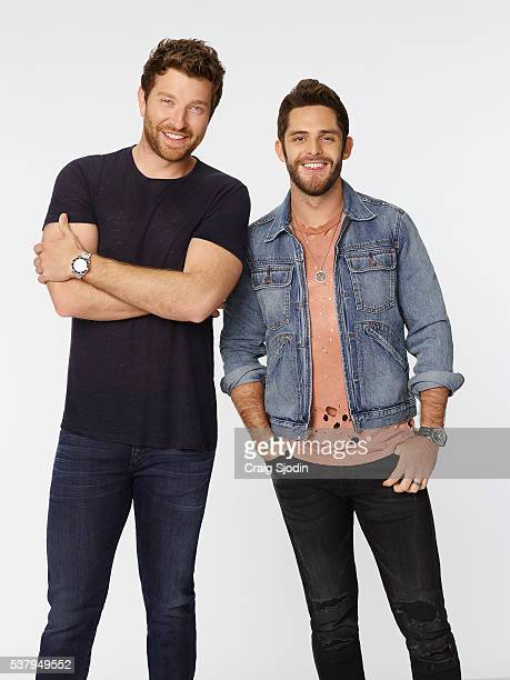 ROCK Brett Eldredge and Thomas Rhett host 'The CMA Music Festival Country's Night to Rock' WEDNESDAY AUGUST 3 on the ABC Television Network