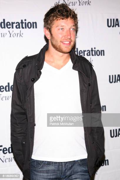 Brett Eldridge attends UJAFEDERATION OF NEW YORK honors JULIE GREENWALD and CRAIG KALLMAN with The Music Visionary of the Year Award at The Pierre on...