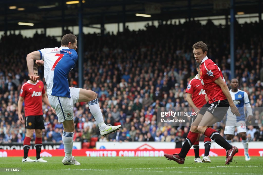 Blackburn Rovers v Manchester United - Premier League