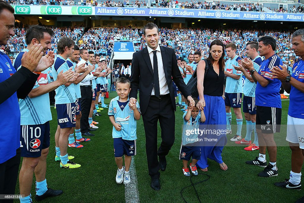 A-League Rd 15 - Sydney v Central Coast