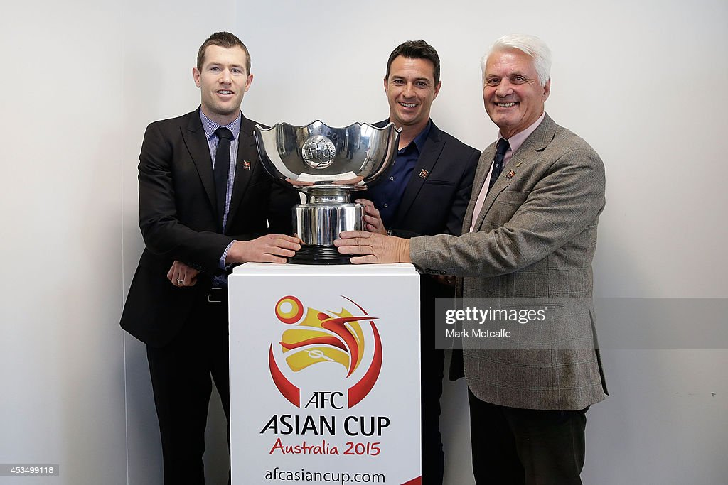Asian Cup Ambassador Announcement