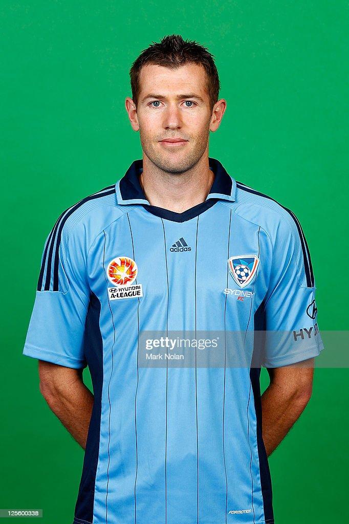 Sydney FC Headshots