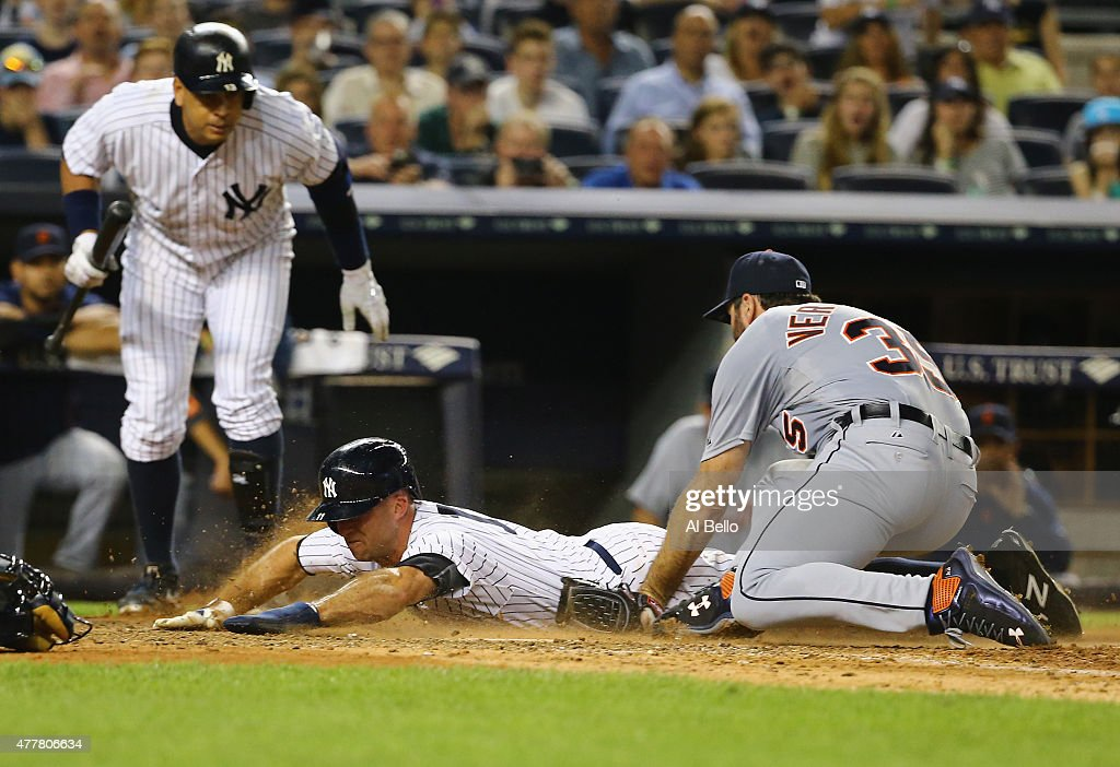 Detroit Tigers v New York Yankees s and