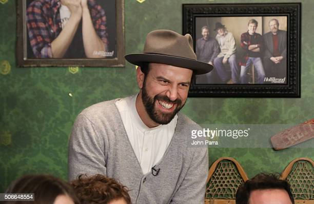 Brett Gelman from the film ''Joshy' attended The Hollywood Reporter 2016 Sundance Studio At Rock Reilly's Day 3 2016 Park Cityon January 24 2016 in...