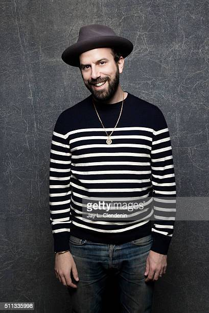 Brett Gelman of 'Joshy' poses for a portrait at the 2016 Sundance Film Festival on January 25 2016 in Park City Utah CREDIT MUST READ Jay L...