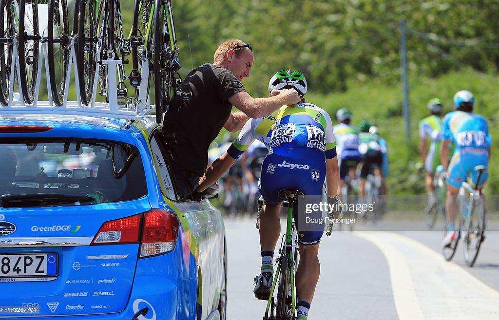 Le Tour de France 2013 - Stage Twelve