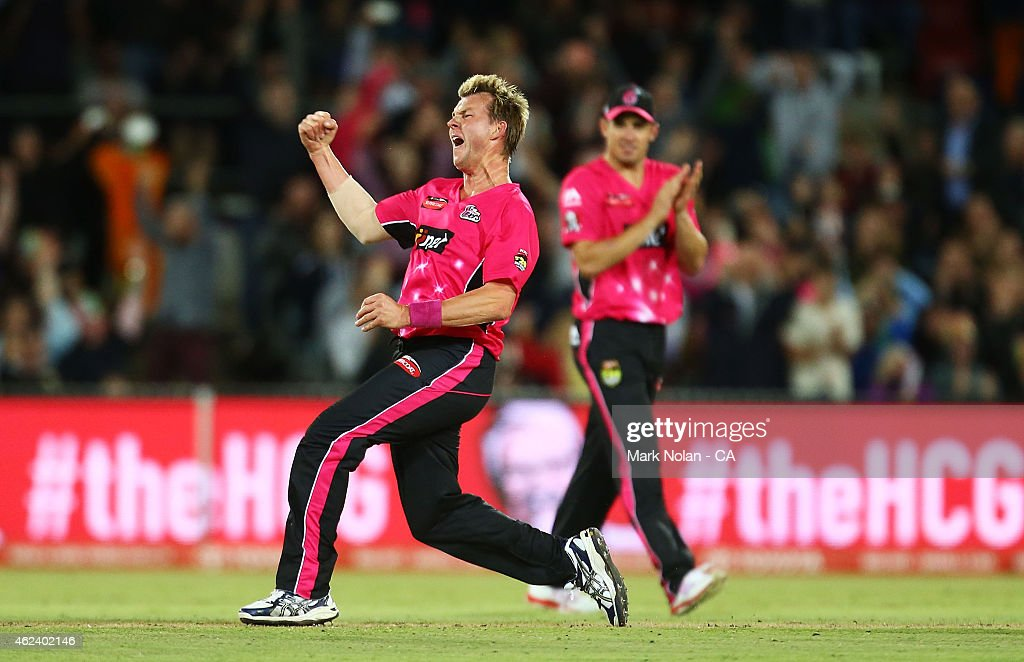 Sydney v Perth - Big Bash League: Final