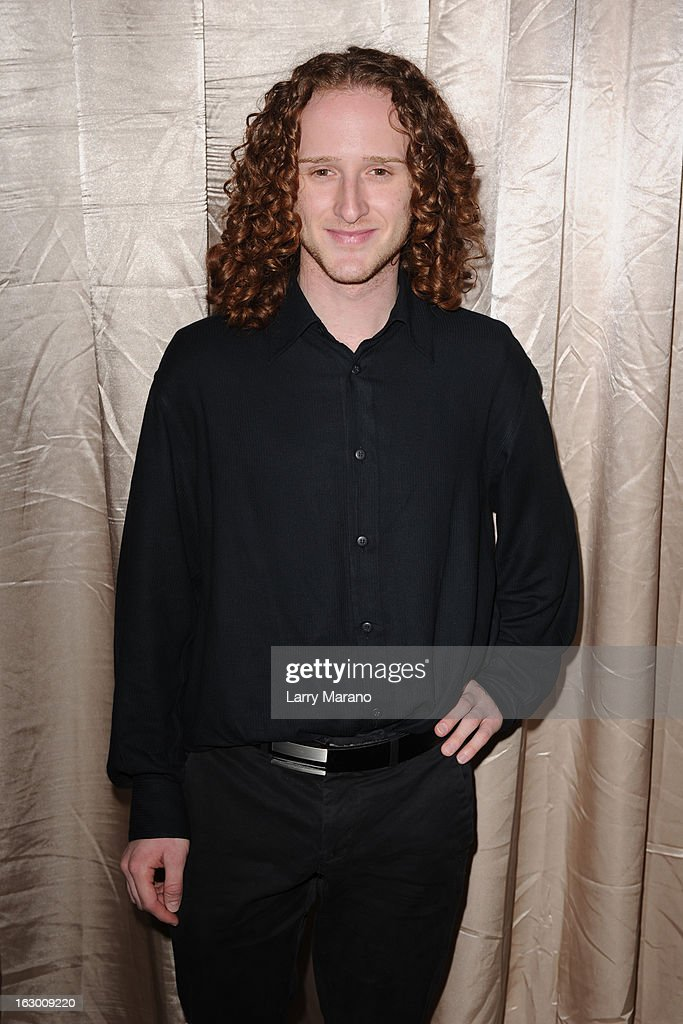Brett Lowenstein attends Classic Rock And Roll Party to benefit HomeSafe at Seminole Hard Rock Hotel on March 2, 2013 in Hollywood, Florida.