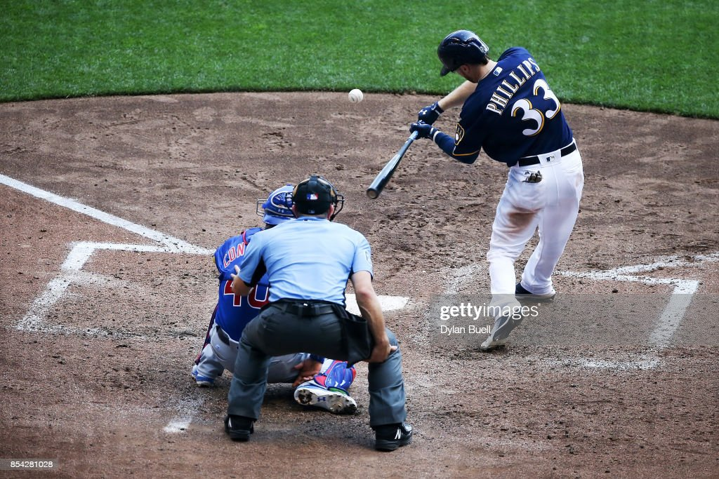 Chicago Cubs v Milwaukee Brewers