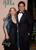 Brett Ratner and grandma Fanita during Clive Davis' 2005 PreGRAMMY Awards Party Arrivals at Beverly Hills Hotel in Beverly Hills California United...