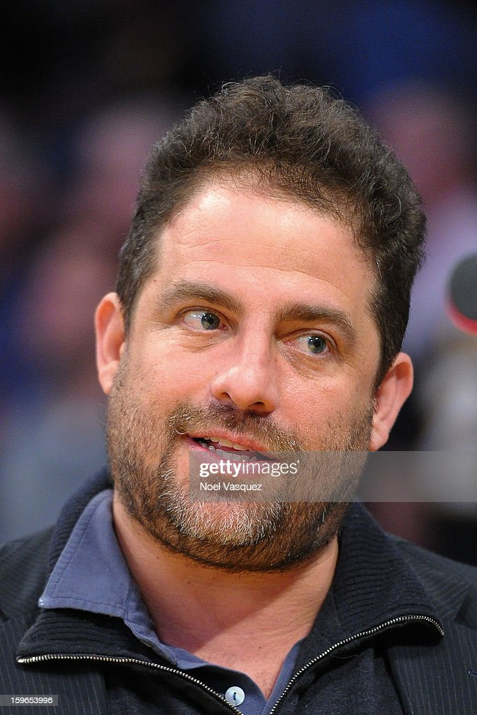 Brett Ratner attends a basketball game between the Miami Heat and the Los Angeles Lakers at Staples Center on January 17, 2013 in Los Angeles, California.
