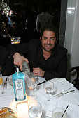 Brett Ratner during Pharrell Williams Dinner in celebration of the Los Angeles Film Festival Hosted by Bombay Sapphire at Mr Chows in Beverly Hills...