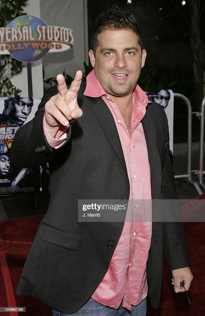 <a gi-track='captionPersonalityLinkClicked' href=/galleries/search?phrase=Brett+Ratner&family=editorial&specificpeople=206147 ng-click='$event.stopPropagation()'>Brett Ratner</a> during The World Premiere of '2 Fast 2 Furious' at Universal Amphitheatre in Universal City, California, United States.