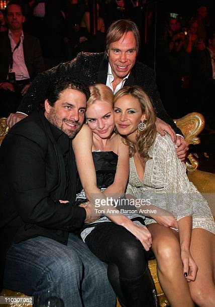 Brett Ratner Kate Bosworth Tommy Hilfiger and Dee Ocleppo wearing Tommy Hilfiger