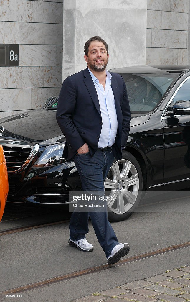 <a gi-track='captionPersonalityLinkClicked' href=/galleries/search?phrase=Brett+Ratner&family=editorial&specificpeople=206147 ng-click='$event.stopPropagation()'>Brett Ratner</a> sighted at Sat1 television studio on August 22, 2014 in Berlin, Germany.