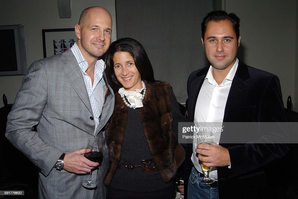 Brett Sherlock Amanda Ross and James Booty attend Grand Classics Films With Style hosted by Carolina Herrera and sponsored by WSG/Canyon Ranch Living...