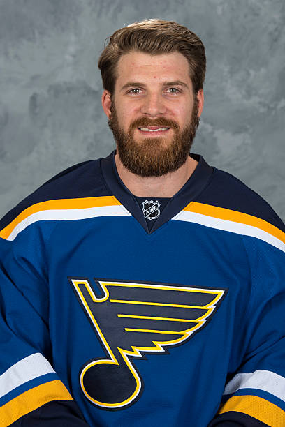 st louis blues headshots photos and images getty images. Black Bedroom Furniture Sets. Home Design Ideas